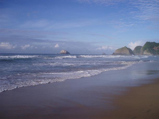 strand der toten
